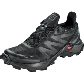 Salomon Supercross GTX Schoenen Dames, black black black